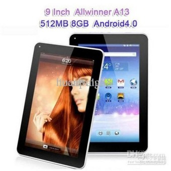(100) 9.7 inch Capactive Screen Android 4.0 PC Tablets
